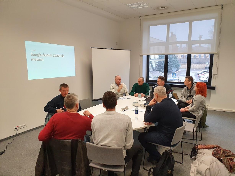 LPSF konferencija ir tarybos posėdis