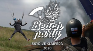 Beach Party 2020 video