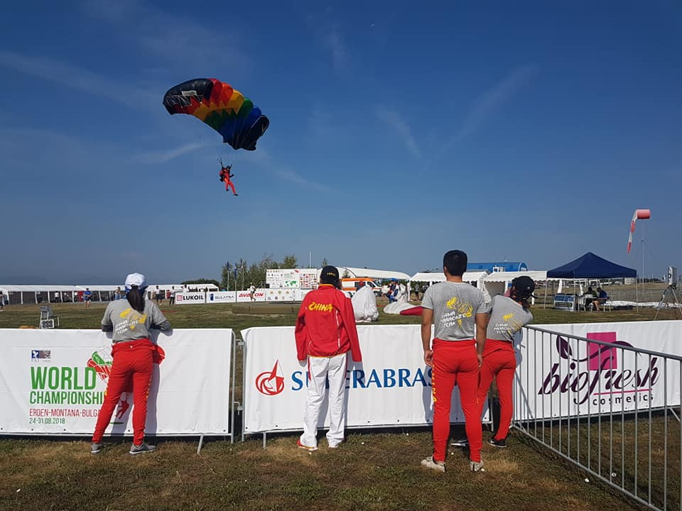 35th FAI World Freefall Style & Accuracy Landing Championships rezultatai